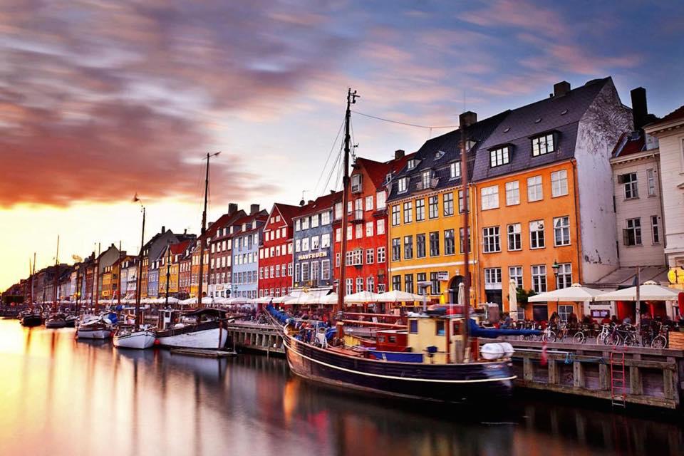 Copenaghen, Danimarca il mio ultimo viaggio!