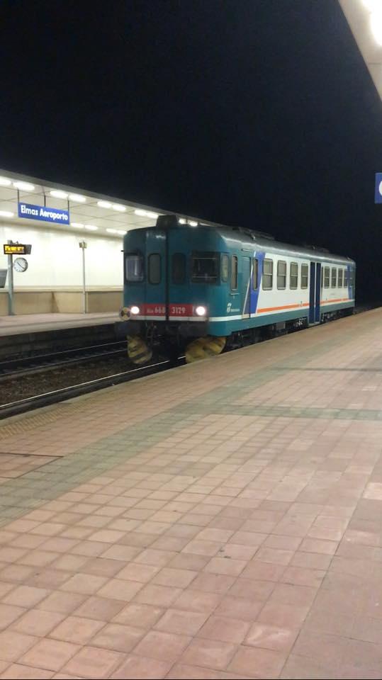 Treni d'altri tempi
